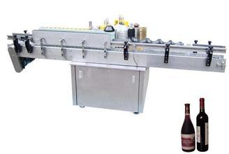 Applicatori automatici di etichette Etichettatrice automatica per bottiglie rotonde