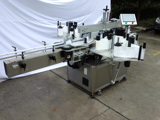 Etichettatrice automatica di riempimento 110V / 220V con il sistema di controllo dello SpA
