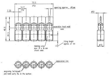 Etichettatrice per flaconi Opp in lega di alluminio per bottiglie rotonde, etichettatrice industriale