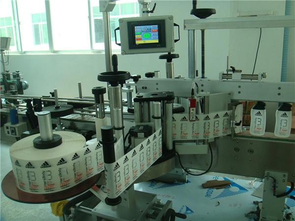 Spessore del macchinario dell'etichettatura della bottiglia dell'applicatore dell'etichetta dell'autoadesivo della bevanda ≥ 30mm