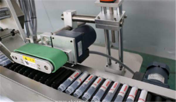 Tubo automatico della fiala di Sitkcer dell'etichettatrice dell'autoadesivo della fiala del servomotore