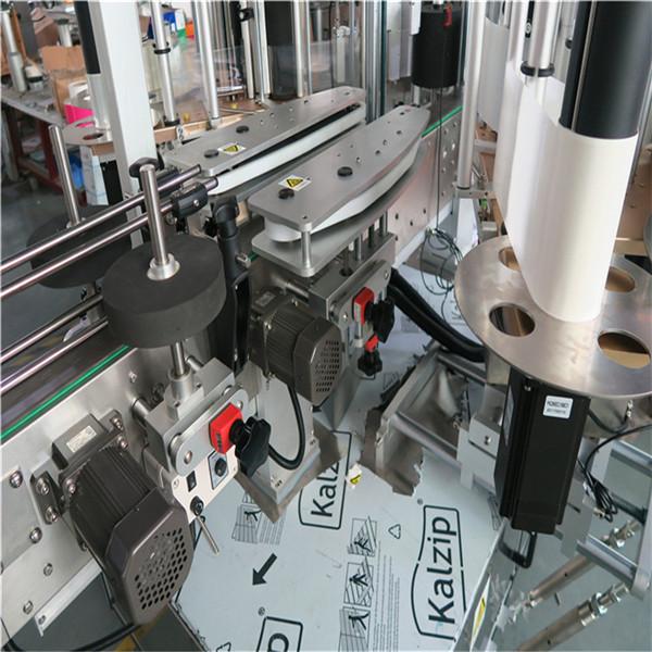 Capacità del macchinario di etichettatura della bottiglia quadrata automatica piena 4000-8000 B / H