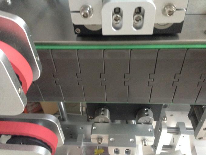 Applicatore di etichette adesive, etichettatrice per bottiglie rotonde a lato singolo / doppio