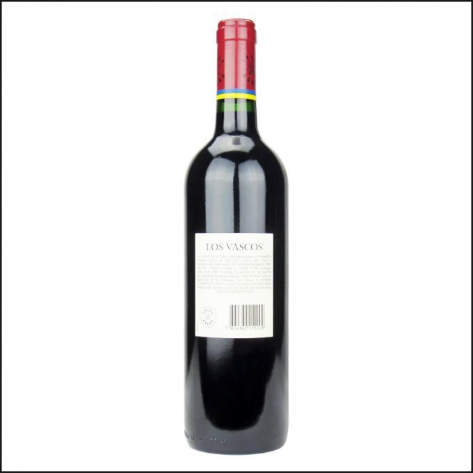 Etichettatrice della bottiglia di vino delle marche del Cile, etichettatrice della bottiglia di birra30-110 millimetri di larghezza