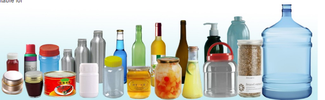 Macchina per etichettatura automatica con doppio adesivo laterale per bottiglia rotonda per bottiglia di birra