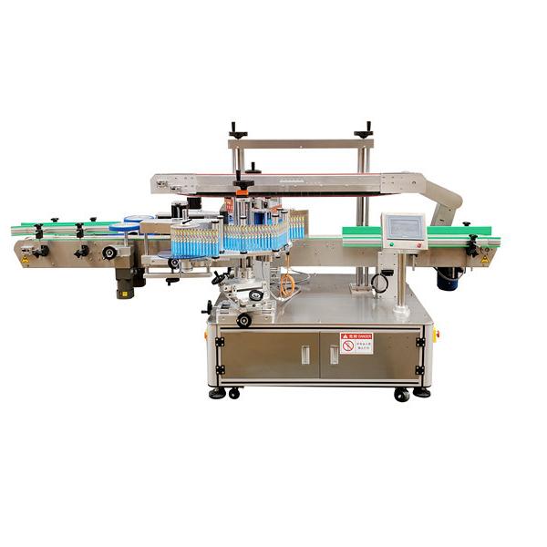Etichettatrice automatica per adesivi a doppio lato 220V 3.5Kw