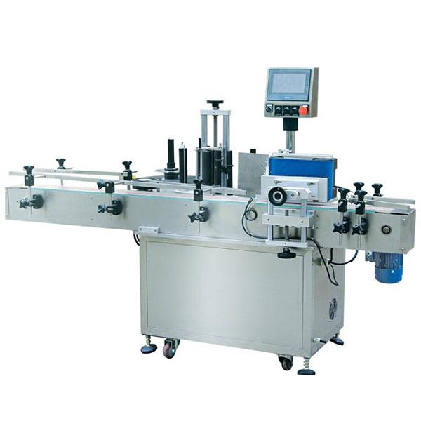 Etichettatrice per adesivi autoadesivi automatici per bottiglie rotonde da 350 ml
