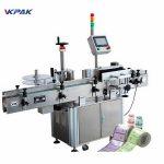 Etichettatrice automatica dell'autoadesivo delle bombolette di aerosol per la latta alimentare del PVC