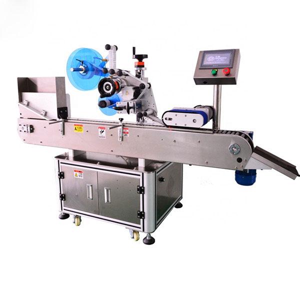 Standard elevato dell'etichettatrice automatica della bottiglia per la bottiglia del liquido di E.