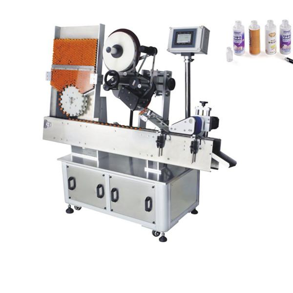 Etichettatrice automatica dell'autoadesivo della fiala del sacchetto del fertilizzante 220V 2kw