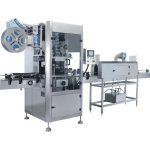 Etichettatrice per manicotti termorestringenti con certificazione ISO 9001 del tunnel termoretraibile