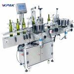 Etichettatrice per bottiglie rotonde in stick multiuso per il controllo dello SpA del vino rosso