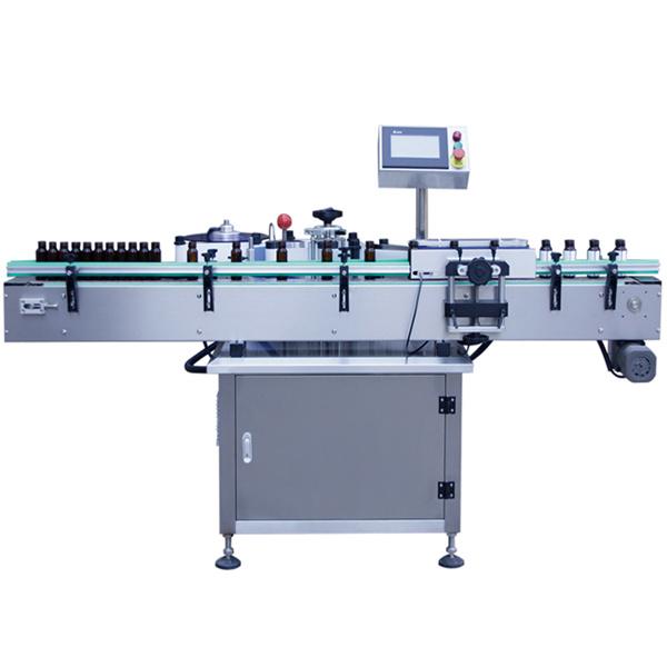 Etichettatrice automatica con controllo PLC