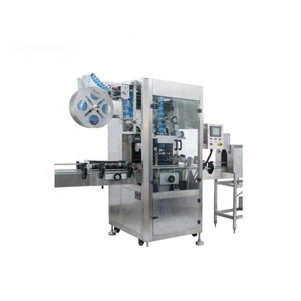 Macchina per etichette termoretraibile completamente automatica per macchina applicatrice per maniche termoretraibili in PVC