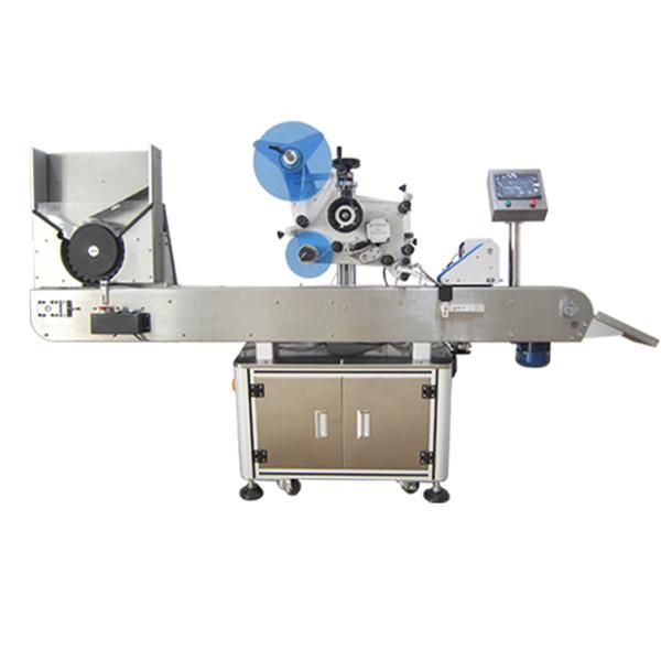 Servomotore inossidabile dell'etichettatrice della fiala Sus304 per liquido orale