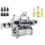Macchina per applicatore di etichette per bottiglie di vino, etichettatrice per bottiglie di birra