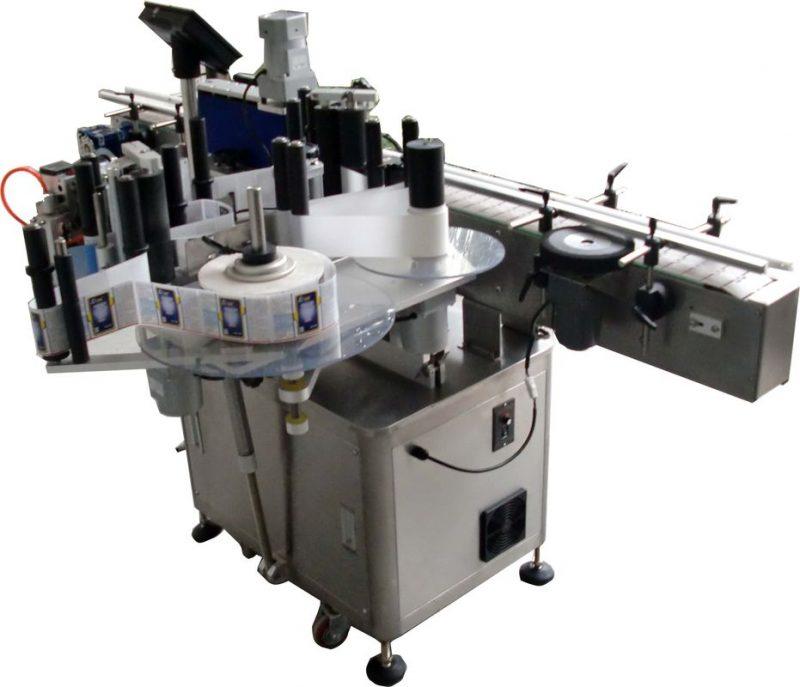 Fornitore di etichettatura di flaconcini per cosmetici con etichettatrice automatica per etichette elettriche Omron