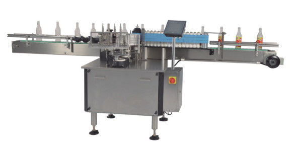 Cina Hot Melt Bopp / Applicatore automatico di etichette piatte colla bagnata per bottiglie Certificato CE fornitore
