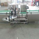 Etichettatrice automatica intelligente con controllo PLC Siemens con superficie di raccolta
