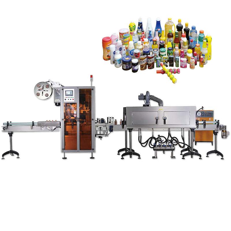 Cina Etichettatrici termoretraibili per sigillatura di tappi di bottiglia globali con fornitore di lunga durata
