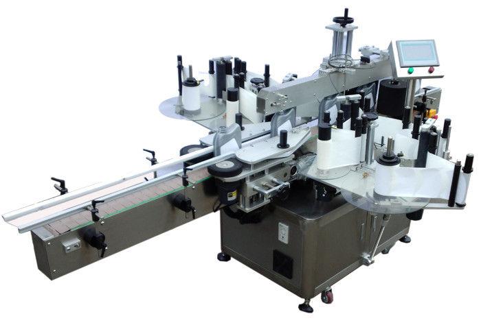 Etichettatrice per adesivi a doppio lato economico in acciaio inossidabile SUS304 per fornitore di etichettatura di bottiglie