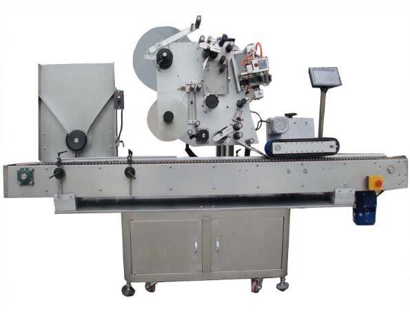 Etichettatrice rotonda del opp della Cina con macchina di codifica, macchina adesiva per etichette per smalto per unghie per fornitore di cosmetici