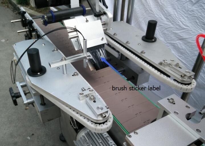 Etichettatrice automatica dell'autoadesivo della bottiglia rotonda per il motore del raggio della bottiglia di birra