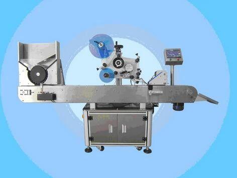 Macchina automatica dell'autoadesivo dell'etichetta dello smalto per unghie dell'etichettatrice della fiala della Cina per il fornitore dei cosmetici