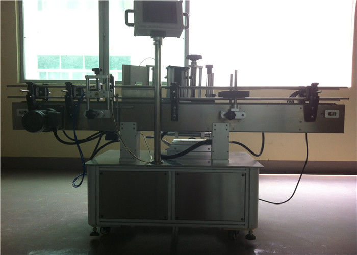 Etichettatrice dell'autoadesivo della bottiglia rotonda del CE della Cina per il fornitore dell'industria delle bevande / delle bevande dell'ANIMALE DOMESTICO