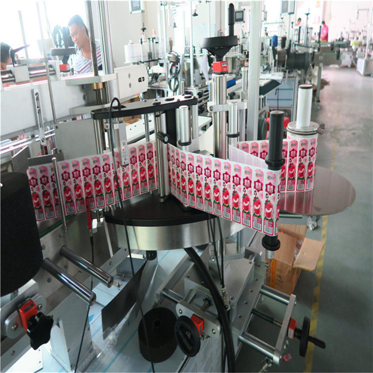 Applicatore di etichette adesive Cina WT-650G per la parte anteriore posteriore e avvolgente fornitore di bottiglie di etichette