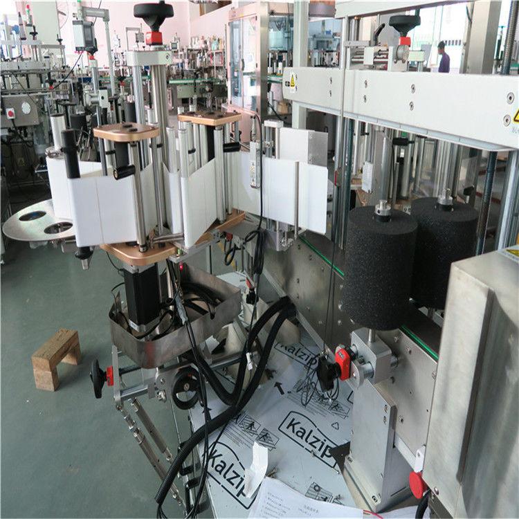 Cina Fornitore di Buke di plastica piatto automatico per etichettatrice ad alta velocità su un lato / un solo lato
