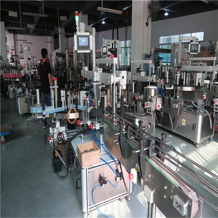 Cina etichettatrice per bottiglie di plastica, fornitore di etichettatrici per bottiglie di acqua minerale potabile