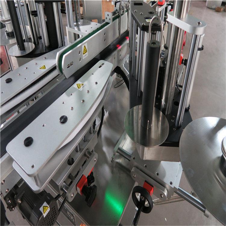 Cina Etichettatrice automatica per adesivi CE, fornitore di etichettatrici per bottiglie anteriori e posteriori