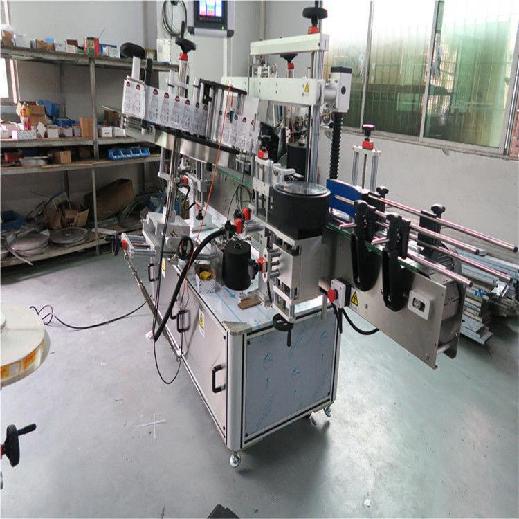 Etichettatrice automatica stabile senza rughe