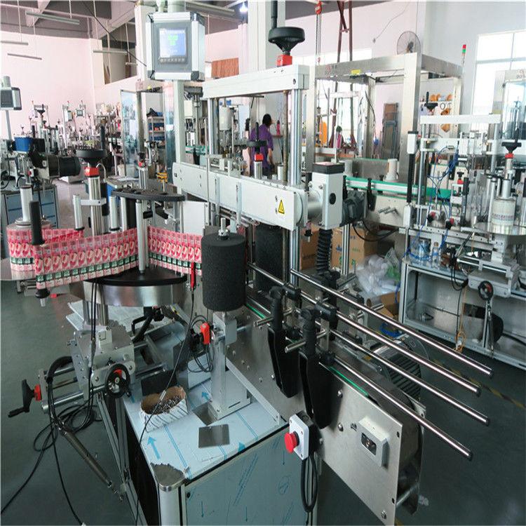 Cina 350ML etichettatrice automatica per bottiglie di vetro 190mm Altezza massima fornitore