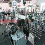 Etichettatrice automatica per bottiglie di vetro da 350 ml 190 mm di altezza max