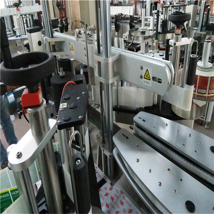 Cina applicatore di etichette automatizzato per fornitore di bottiglie rotonde / quadrate / subuliformi