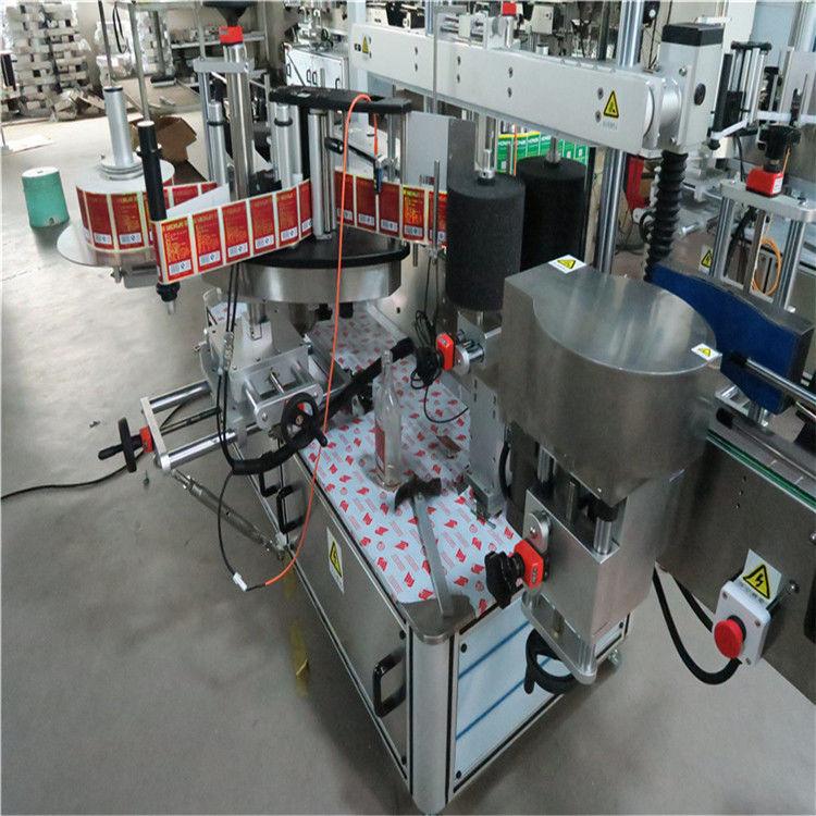 Etichettatrice automatica adesiva adesiva della Cina, macchina etichettatrice automatica per Bevarage / fornitore di bevande