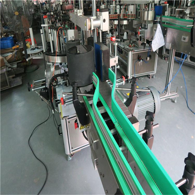 Cina Due etichettatrici automatiche per autoadesive Etichettatrice bifacciale 6000-8000 B / H fornitore