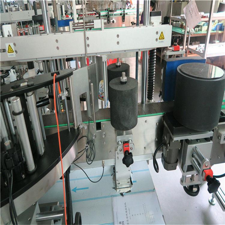 Etichettatrice automatica della bottiglia di vetro della Cina per il fornitore della bottiglia di vetro di vino dell'Australia / Cile