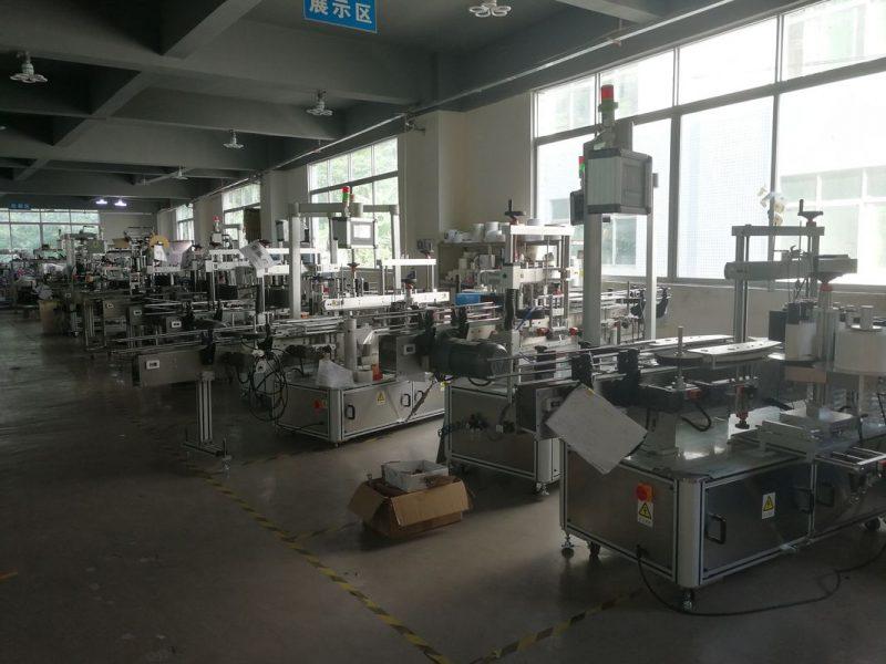 Cina Applicatore di etichette adesive per proprietà di bevande, fornitore di etichettatrici automatiche per adesivi