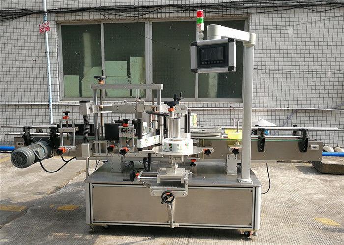Etichettatrice automatica dell'autoadesivo della Cina CE / etichettatrice sensibile alla pressione per il fornitore di bottiglie