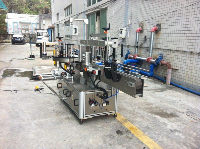 Cina Macchina per applicatore di adesivi adesivi per fornitore di cono quadrato rotondo di acqua minerale