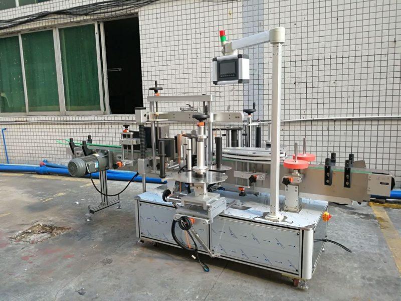 Cina Etichettatrice avvolgente ad alta velocità per bottiglia ovale 220V fornitore