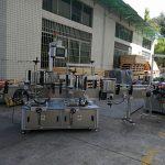 Capacità automatica 5000-8000B / H dell'etichettatrice dell'autoadesivo della bottiglia piana / quadrata